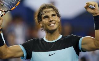 Rafael Nadal aplastó a Wawrinka y avanzó a semis en Shanghái