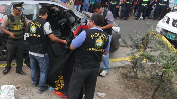 Trujillo: matan a cambista primo de ex candidato a la alcaldía