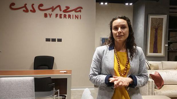 Ferrini lanzó nueva línea de muebles y evalúa sumar más marcas