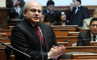 """""""Interpelaciones y censuras a ministros generan inestabilidad"""""""
