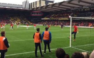 Alexis Sánchez maravilló a los hinchas con este gol [VIDEO]
