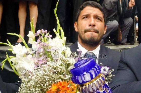 Alianza Lima acompañó Procesión del Señor de los Milagros