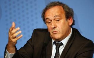 FIFA confirmó fecha de elecciones y revisó el caso Platini