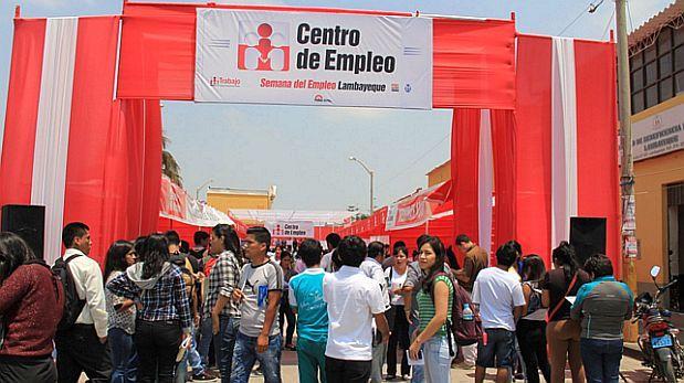 ¿Buscas trabajo? Feria laboral del MTPE ofrece 7.000 vacantes