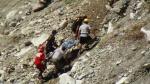 La Libertad: hallan cadáver tras un conflicto minero en Otuzco - Noticias de mineros artesanales