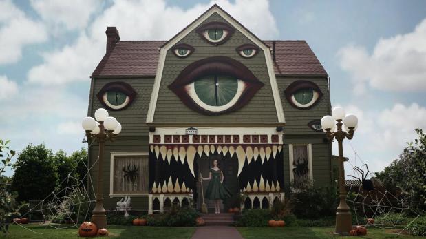 Espántate con la casa embrujada más aterradora este Halloween