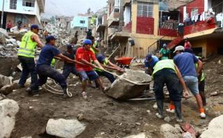 El Niño: Chosica recibe fondo para limpieza de siete quebradas