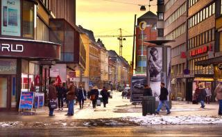 Oslo prohibirá los autos del centro de la ciudad en el 2019