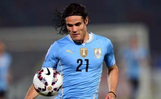 Uruguay: Cavani vuelve ante Ecuador y Chile ¿Y Luis Suárez?