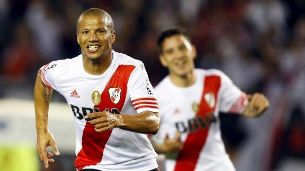 River Plate vs. Chapecoense: chocan por la Copa Sudamericana