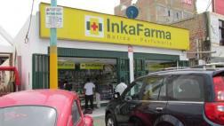 El Niño redujo ventas de Inkafarma pero elevó las de Plaza Vea