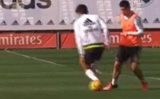 James humilló al hijo de Zidane con esta huacha [VIDEO]