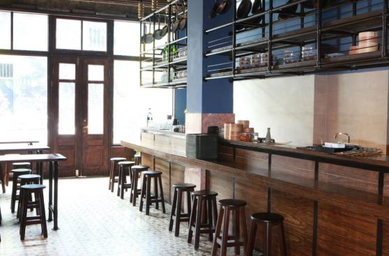 Restaurantes en Casa Cor: espacios para el relax