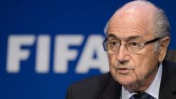 """Blatter reveló que había """"pacto"""" para Mundiales 2018 y 2022"""