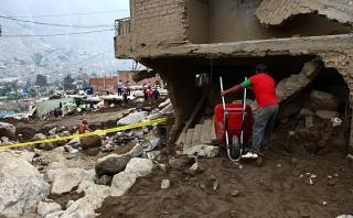 El Niño: afectados de Chosica recibirán casas en zonas seguras