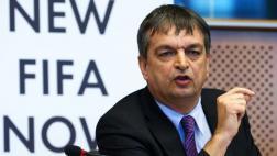 """FIFA: Champagne dijo que fue despedido por """"hacer reformas"""""""