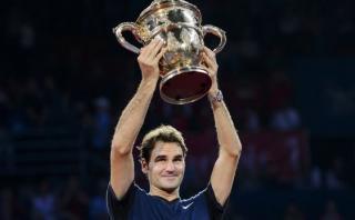 Roger Federer venció a Rafael Nadal y ganó título de Basilea