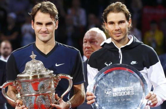 Federer derrotó a Nadal después de tres años y 7 meses (FOTOS)