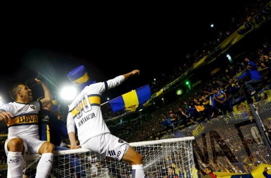 Carlos Tevez celebró así el título de Boca Juniors (FOTOS)