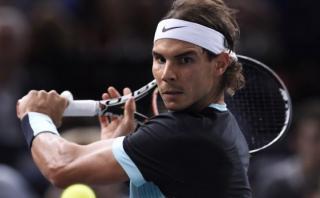 Masters de París: Rafael Nadal liquidó a Rosol en 61 minutos