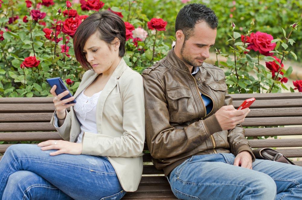 Darle la contraseña a tu pareja es la nueva prueba de amor