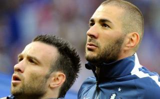 Karim Benzema y Valbuena fuera de convocatoria de Francia