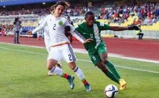 Nigeria finalista del Mundial Sub 17: venció 4-2 a México