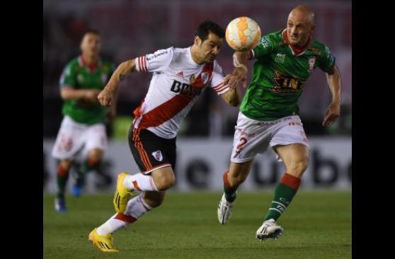 River perdió 1-0 Huracán en ida de semis de Copa Sudamericana