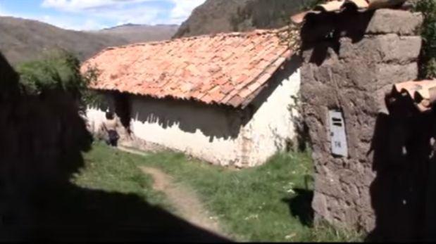"Casa de Túpac Amaru II espera intervención: ""Está por colapsar"""