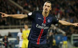 PSG apabulló 5-0 a Toulouse con doblete de Zlatan Ibrahimovic