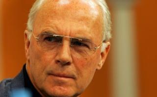 Beckenbauer pactó con dirigente FIFA antes de Mundial 2006