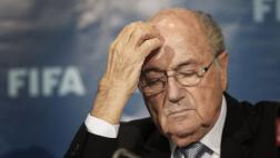 Joseph Blatter está hospitalizado desde el fin de semana