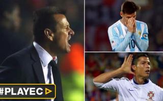 """Dunga: """"Neymar es superior a Lionel Messi y Cristiano Ronaldo"""""""