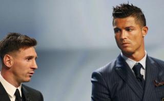 Cristiano Ronaldo cree que Messi ganará el Balón de Oro de 2015