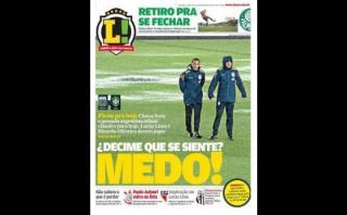 ¿Argentina presionó para que el partido se suspenda?