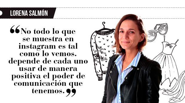 "Lorena Salmón: ""3, 2, 1...¡cheese!"""