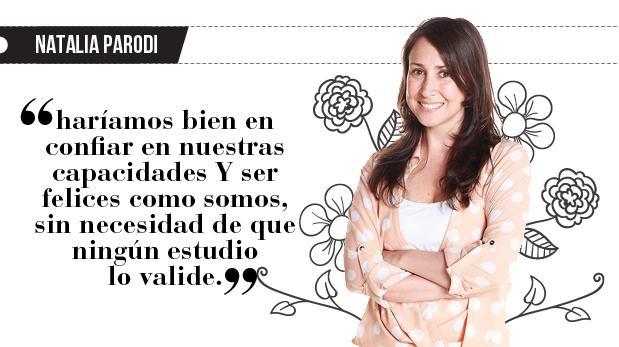 """Natalia Parodi: """"De cigüeñas y nacimientos"""""""