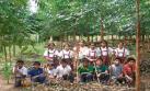 Oxapampa: reforestación ayuda a niños a implementar su colegio