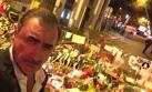 Este selfie de un periodista español generó polémica