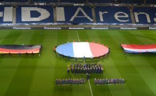 Alemania vs Holanda: suspenden amistoso por amenaza de atentado