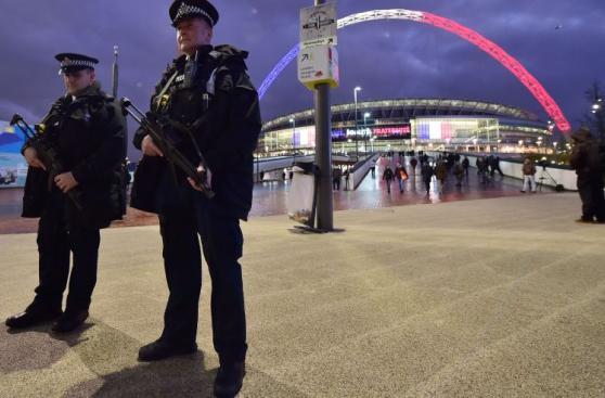 Francia vs. Inglaterra: así luce Wembley para amistoso (FOTOS)