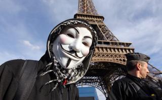 Anonymous inicia ataque cibernético al Estado Islámico [VIDEO]