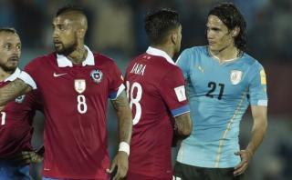 "Edinson Cavani: ""Gonzalo Jara me pidió disculpas"""