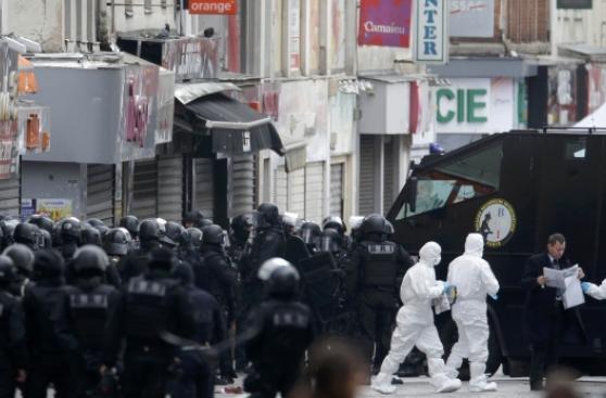 Confirmado: Cerebro de ataques de París murió en Saint-Denis