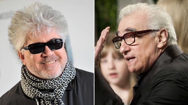 Almodóvar cambia título de nueva película por Martin Scorsese