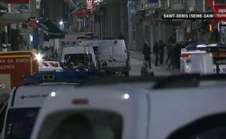 Francia: Así fueron los tiroteos y explosiones en Saint-Denis