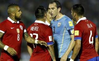 """Arturo Vidal sobre Uruguay: """"Perdimos ante un equipo inferior"""""""
