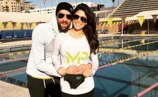 Michael Phelps anuncia su paternidad en Instagram