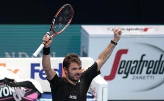 Masters de Londres: Wawrinka venció a Ferrer y clasificó Nadal