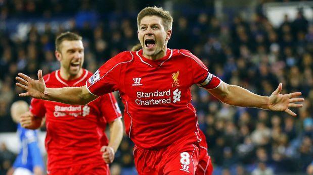 Klopp: su exagerada y graciosa respuesta sobre Steven Gerrard